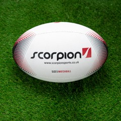 Scorpion Match Rugby Balls